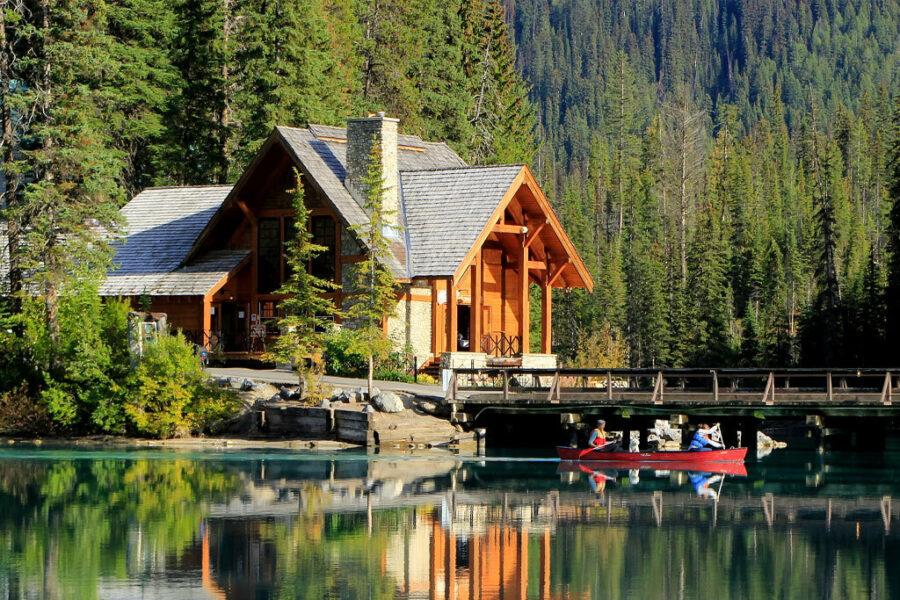 Ein Haus in Kanada bauen